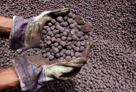 تولید آهن اسفنجی در واحد احیای چادرملو، از مرز ۱۵۰ هزارتن درماه عبور کرد