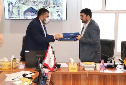شرکت امید و سازمان انرژی اتمی تفاهم نامه امضا کردند