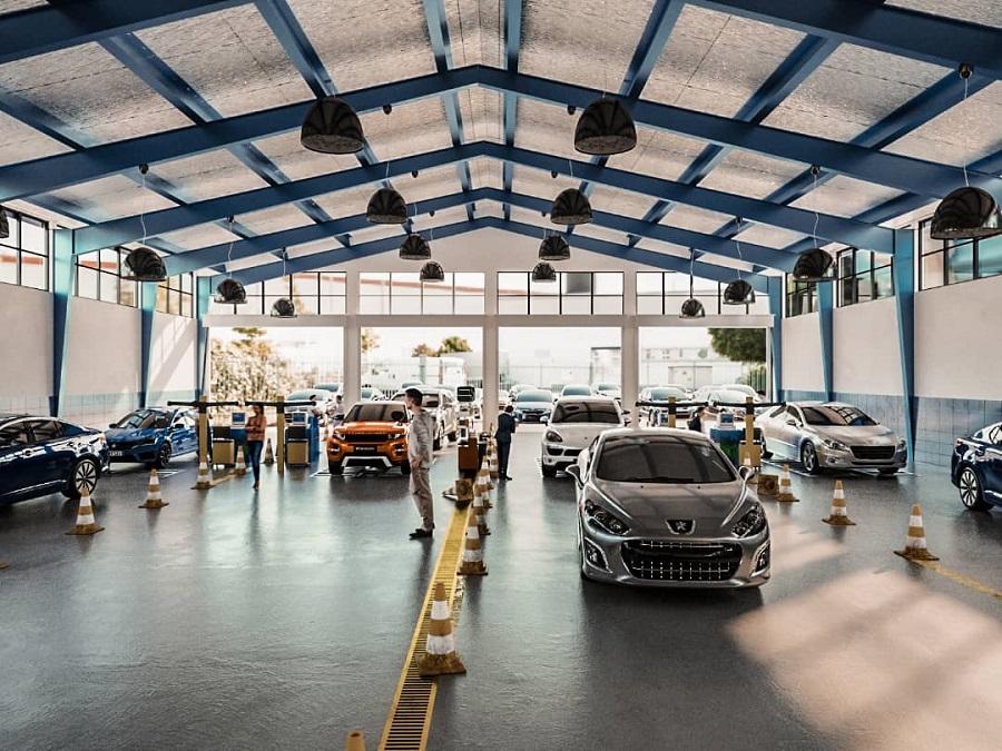 پیشرفت چشمگیر احداث سایت خاوران؛ آسیاناما در ارائه خدمات خودرویی خوش میدرخشد