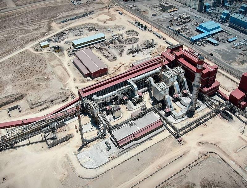 شرکت سنگ آهن گهرزمین موفق به اخذ گواهی تحقیق و توسعه شد